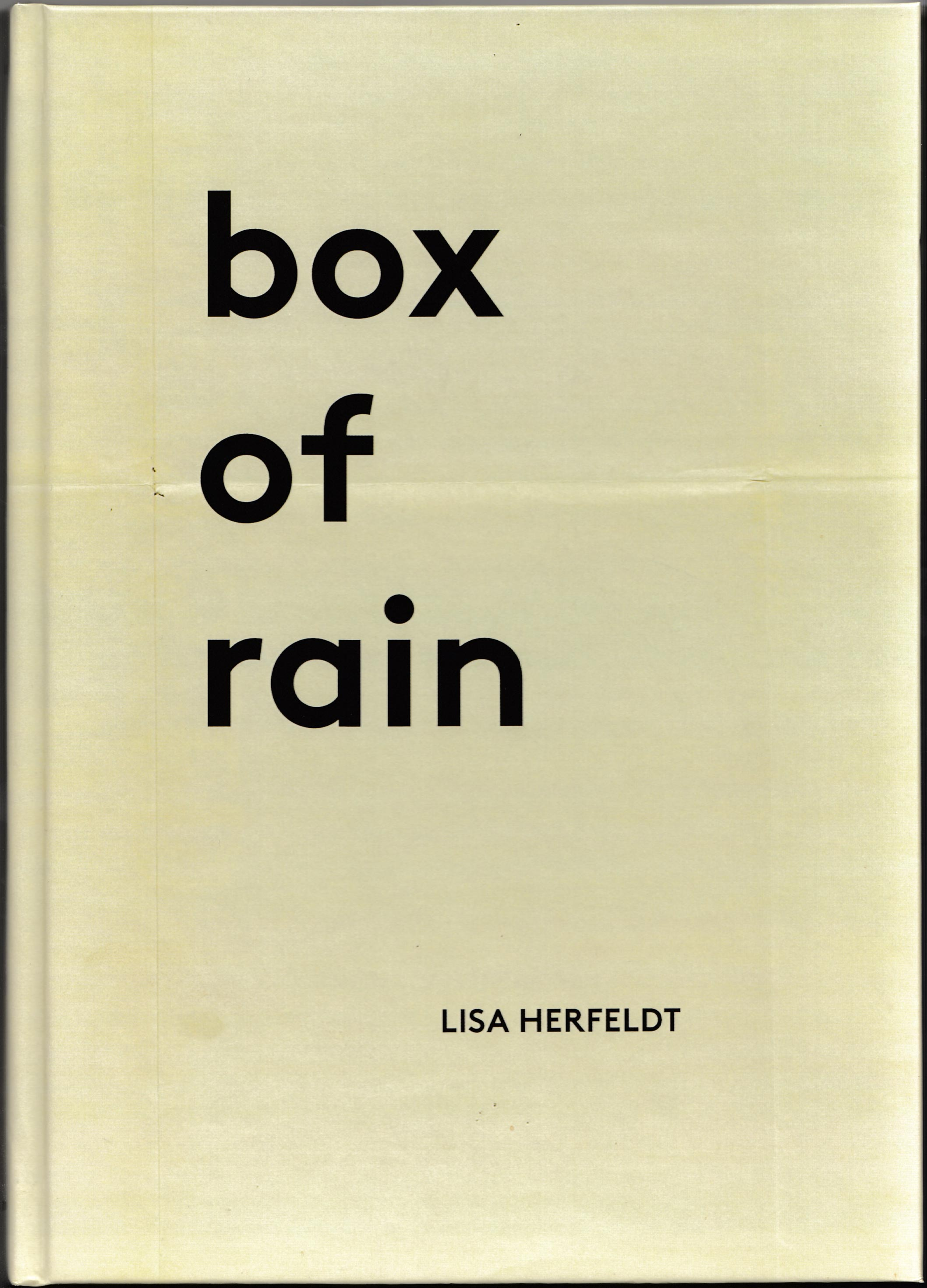 LISA HERFELDT publications